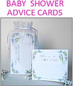 Baby Shower Advice Cards Gift Set