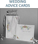 Wedding Advice Cards Gift Set and fun Reception Activiy