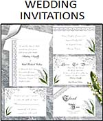 Luxe Wedding Invitations and Stationery