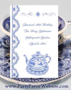Tea Dinner Party
