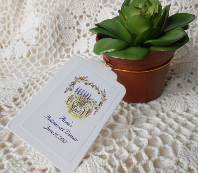 All Occasion Gift Hang Tag Favors
